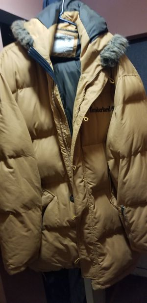 Timberland coat for Sale in East Hartford, CT