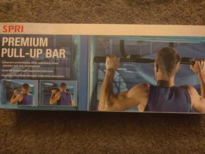 SPRI Premium Pull-up Bar Workout for Sale in Chandler, AZ