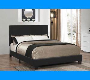 Brand new platform queen size bed frame for Sale in Schaumburg, IL