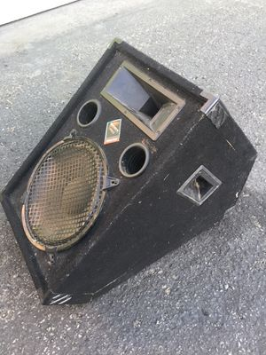 Nady monitor bass /guitar speaker for Sale in Fountain Valley, CA