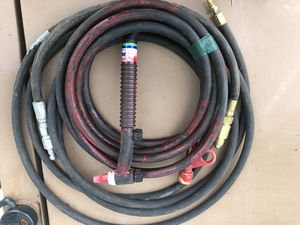 Tig welding torch with air wipe for Sale in Missoula, MT