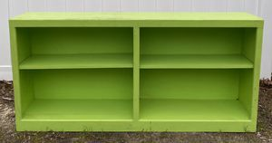 Wood Bookcase Adjustable Shelf Storage Unit Cabinet TV Stand Entertainment Center for Sale in Chapel Hill, NC