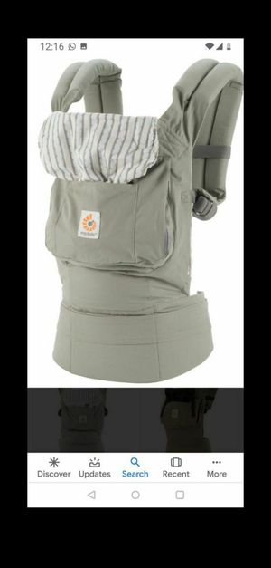 Ergobaby baby carrier for Sale in Westminster, CO