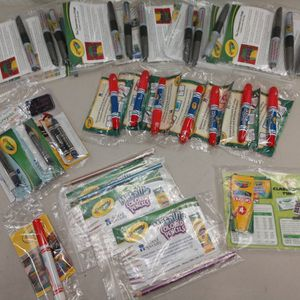 Large Box Of Brand New Crayola KIDS Markers & ETC for Sale in Puyallup, WA
