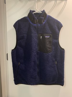 Patagonia M's Classic Retro-X Fleece Vest for Sale in Denver, CO