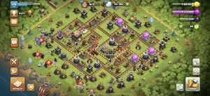 Clash of Clans account Town Hall 11 for Sale in North Miami Beach, FL