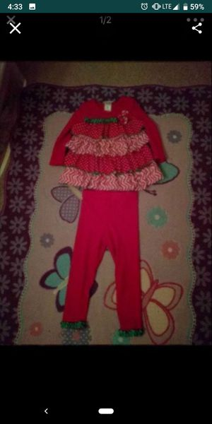 4T Christmas outfit for Sale in Pinellas Park, FL