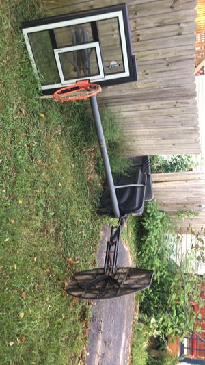 2 Driveway Basketball Hoops FREE for Sale in Woodbridge, VA