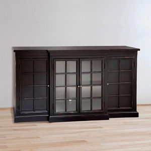 Solid Wood TV Stand for Sale in Los Angeles, CA