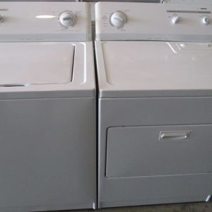 Kenmore Washer And Kenmore Dryer Heavy Duty Super Load Capacity for Sale in Bedford, TX