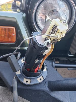 2006 CBR600RR Fuel Pump for Sale in Campbell, CA