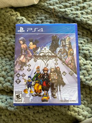 Kingdom Hearts HD 2.8 PS4 game brand new sealed for Sale in Union City, CA