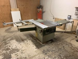 SCM sliding table saw for Sale in Los Angeles, CA
