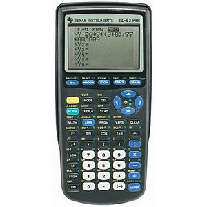 2 TI 83 Graphing calculators for Sale in Athens, ME