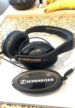 Sennheiser HD 202 Headphones for Sale in Irvine, CA