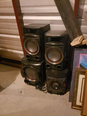 Stereo System for Sale in North Las Vegas, NV