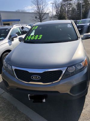 2013 Kia Sorento LX ONLY $300/month for Sale in Natick, MA