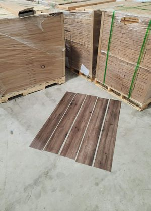 Luxury vinyl flooring!!! Only .65 cents a sq ft!! Liquidation close out! JBX for Sale in Austin, TX
