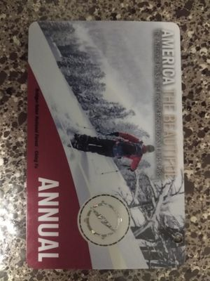 National park annual pass, expire Feb, 2021 for Sale in Chandler, AZ