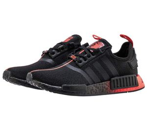 Adidas NMD Star Wars Darth Vader youth size 6 sneakers for Sale in Tacoma, WA