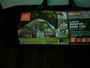 8 man done tent for Sale in Portage, MI