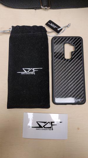 SCF Carbon Fiber Case Galaxy S9+ for Sale in Prattville, AL