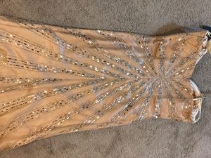 Nwt sz 14 evening gown prom dress for Sale in North Olmsted, OH