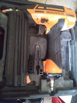Bostitch nail finishing gun for Sale in Richmond, CA
