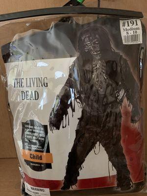 The Living Dead Costume Medium 8-10 for Sale in Boca Raton, FL