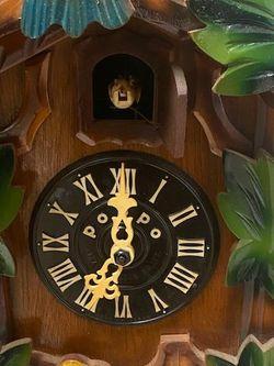 Vintage Cuckoo Clock by Tezuka Clock Co in Norfolk for Sale in Norfolk,  VA