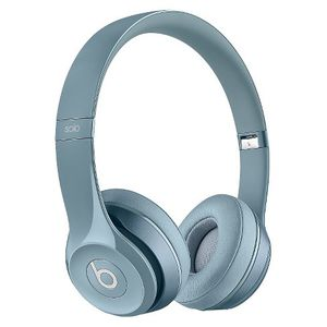 Beats Solo2 Wired On-Ear Headphone Gloss Grey for Sale in St. Louis, MO