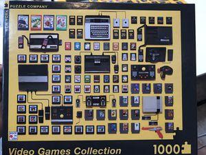 Retro Video Game Puzzle for Sale in San Francisco, CA