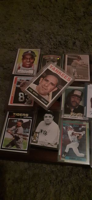 Vintage cards for Sale in Denver, CO