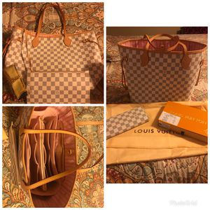 Louis Vuitton MM Neverfull set for Sale in Peoria, AZ