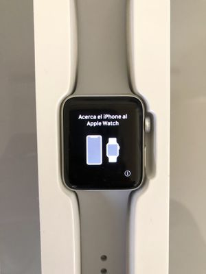Apple Watch Series 3 (42mm) GPS in box like new condition! for Sale in Los Angeles, CA