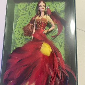 Barbie Collector The Scarlet Macaw Doll - Gold Label for Sale in Los Angeles, CA