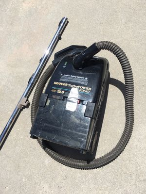 HOOVER TURBO POWER VACUUM for Sale in Salt Lake City, UT