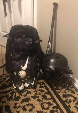 Baseball/Tee ball items for Sale in Fort Meade, FL