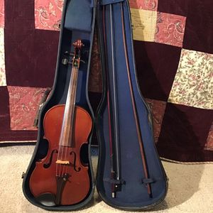 100 year old violin made in Nippon Japan for Sale in Virginia Beach, VA