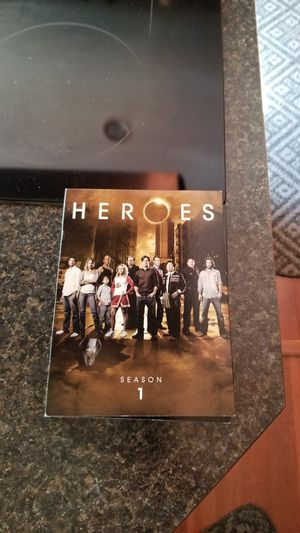 DVD Heroes Season 1 for Sale in Spanaway, WA