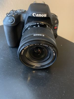 Canon EOS Rebel SL2 for Sale in Houston, TX