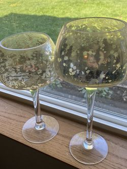 Mercury Glass Candle Holders for Sale in Puyallup,  WA