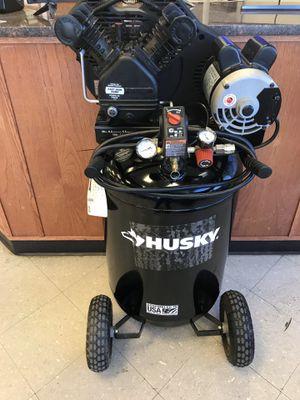 Husky compressor for Sale in Austin, TX