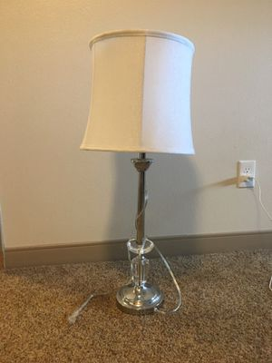 Nice table lamp for Sale in Tacoma, WA