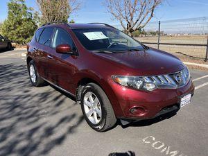 2009 Nissan Murano for Sale in Modesto, CA
