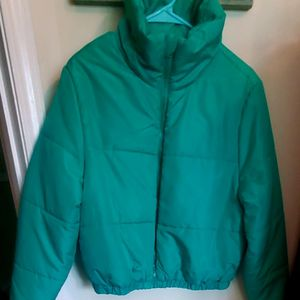 Green Puffer Jacket for Sale in Morrisville, NC