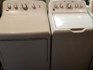 💯Spectacular 👉Like NEW GE 💦Washer ♨️Dryer Laundry Set for Sale in Portsmouth, VA