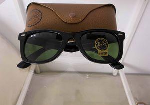 Brand New Authentic RayBan Wayfarer Sunglasses for Sale in San Jose, CA