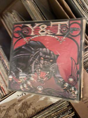 Y&T vinyl for Sale in San Antonio, TX