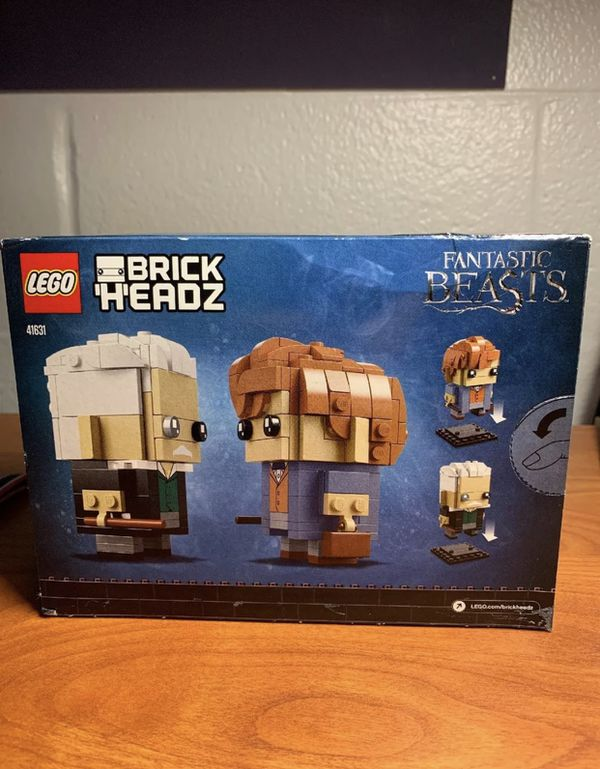 LEGO Brickheadz - Harry Potter Fantastic Beasts